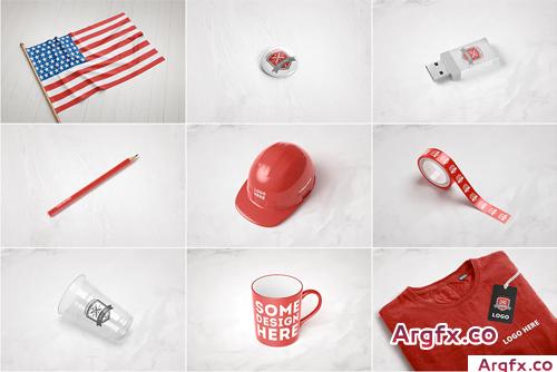 Branding & Logo Mock-up