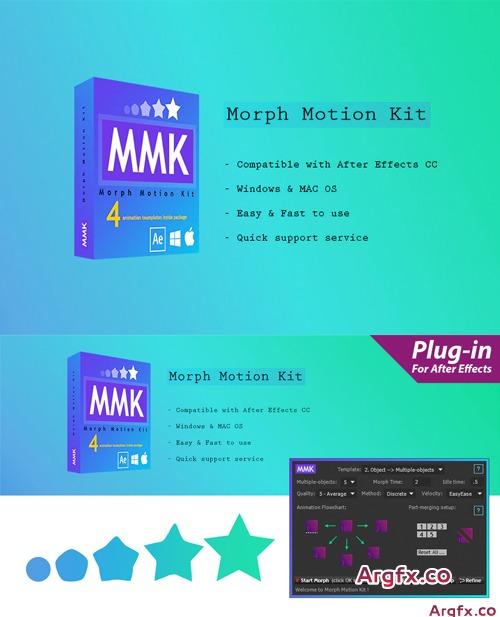 MotionElements Morph Motion Kit - MMK 10315024